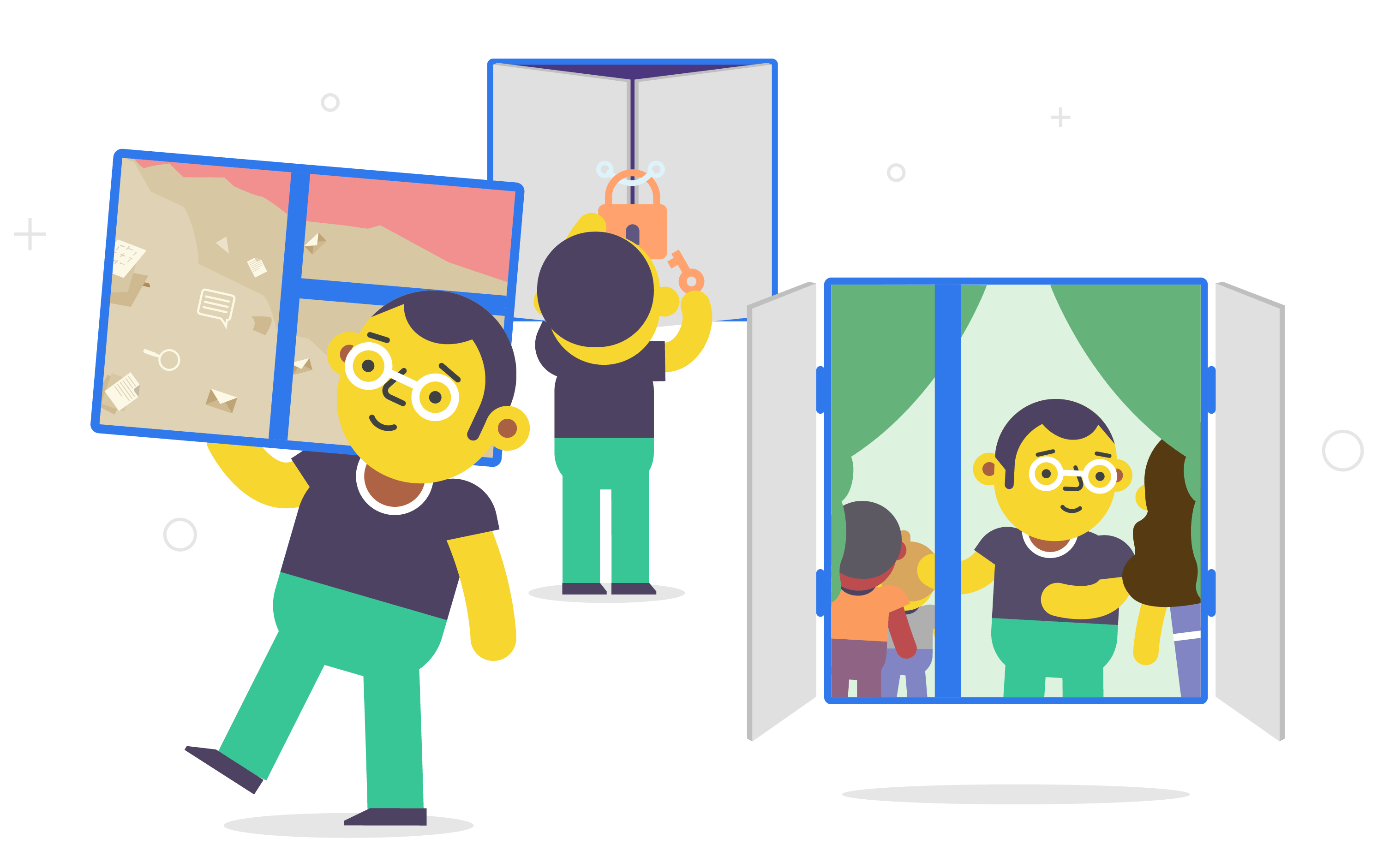 Team-space-management