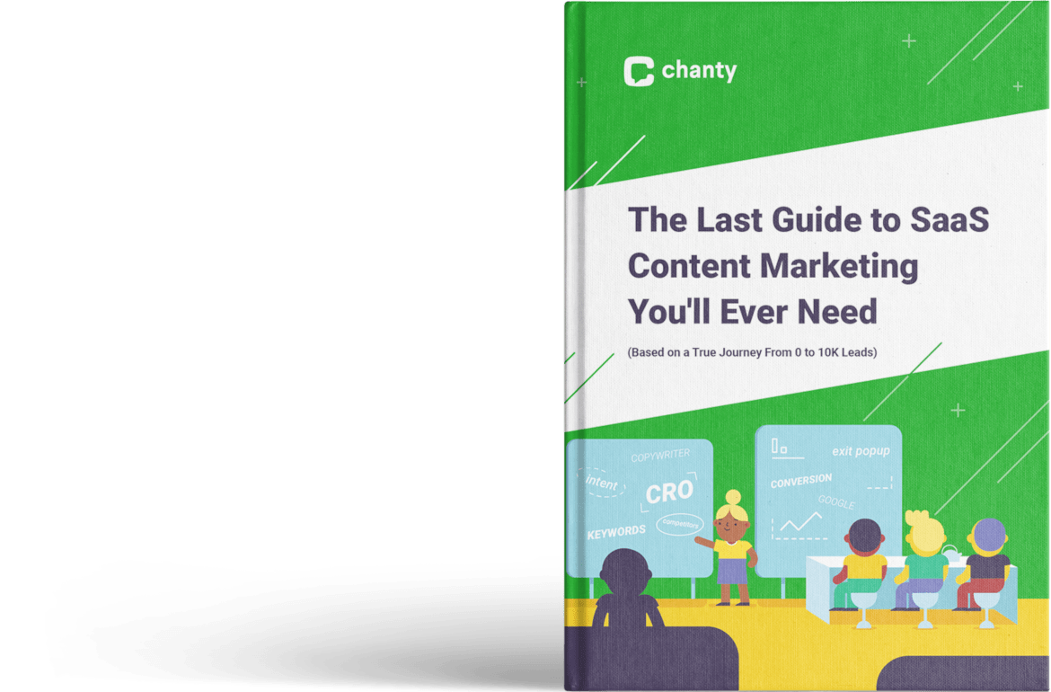 The Last Guide to SaaS Content Marketing You'll Ever Need